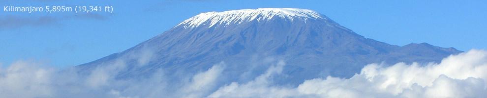 The 8 Summits Challenge
